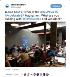 IBM devweek